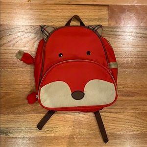 NWOT skiphop kids backpack